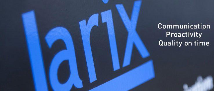 Danske Larix A7S solgt til international koncern